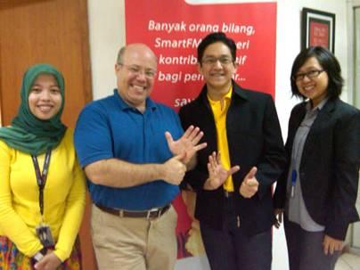 Business EQ – SmartFM Jakarta
