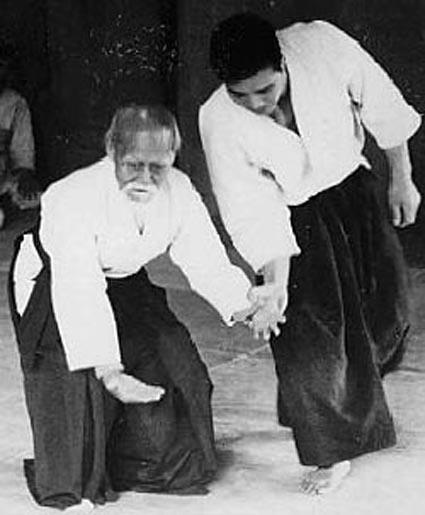 aikido master resolving conflict peacefully