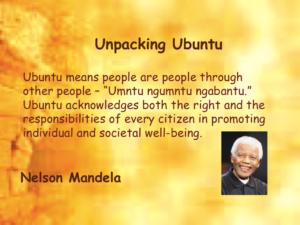 Unpacking Ubuntu
