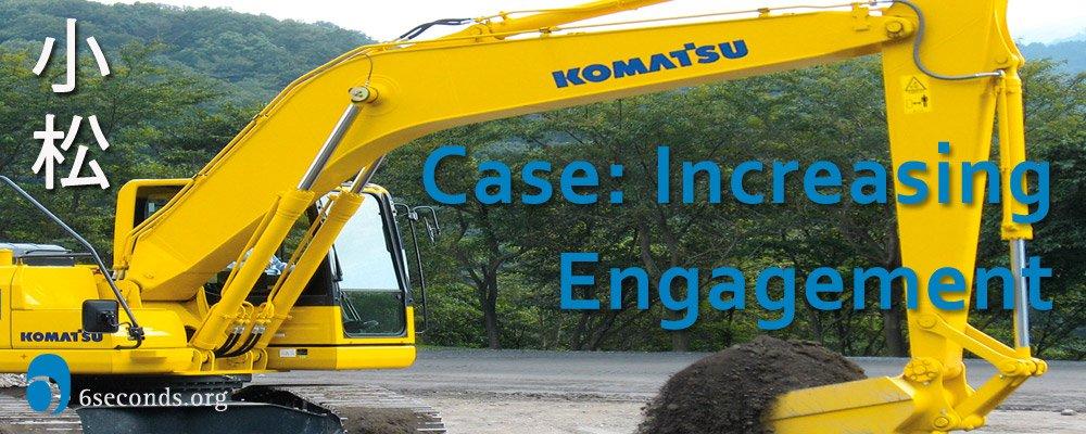 komatsu-engagement