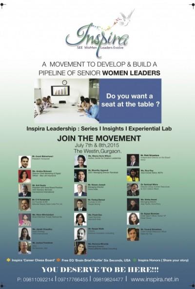 INSPIRA India Inspires Women Leaders