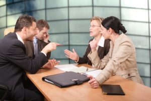 bigstockphoto_Business_Negotiations_-__Men__311984