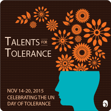 20,000 to Celebrate International Day for Tolerance