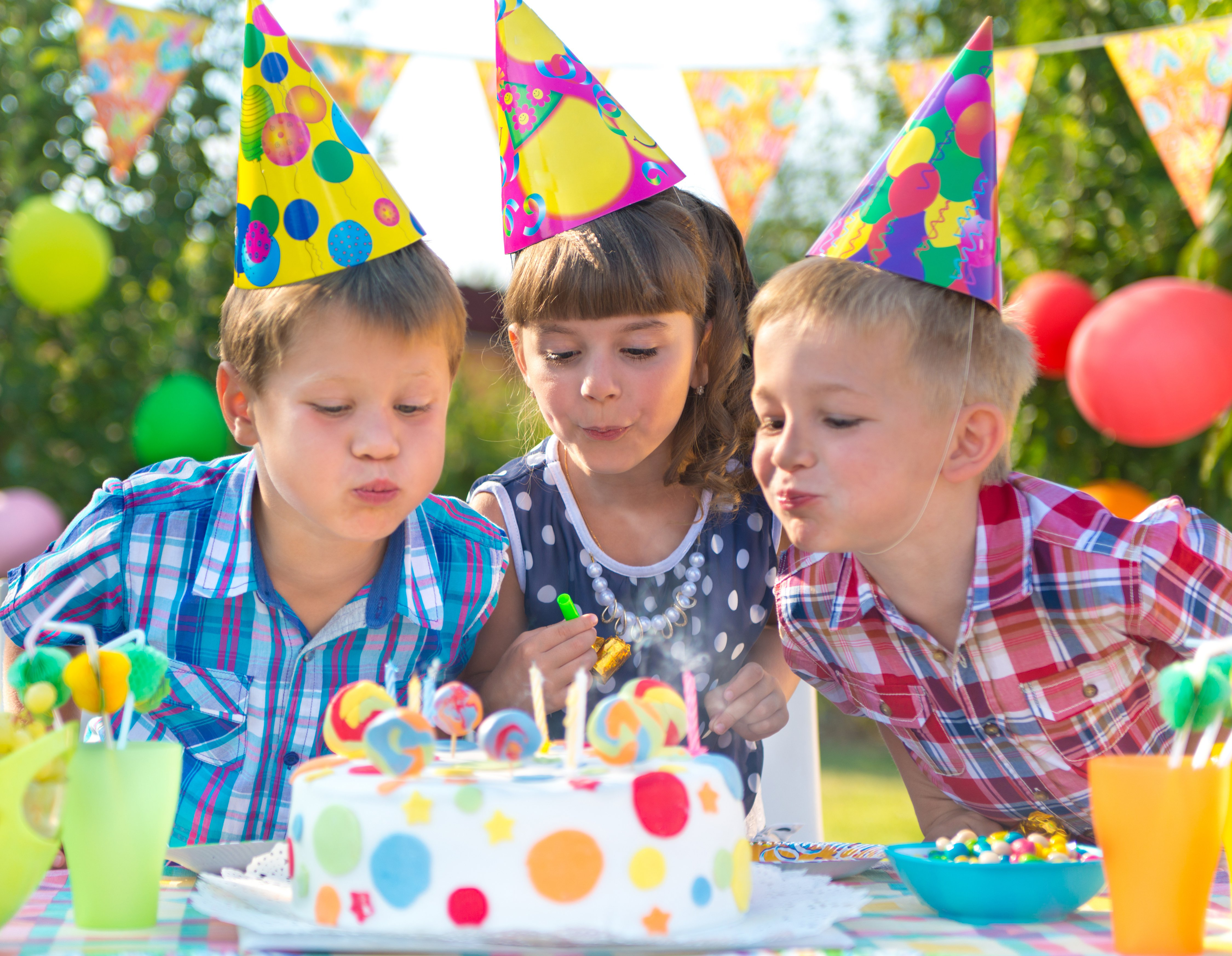 How to De-stress Birthday Parties