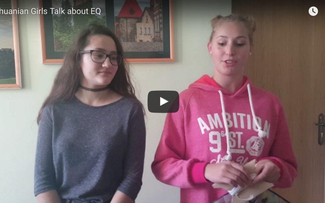 Lithuanian Foster Kids Embrace Emotional Intelligence