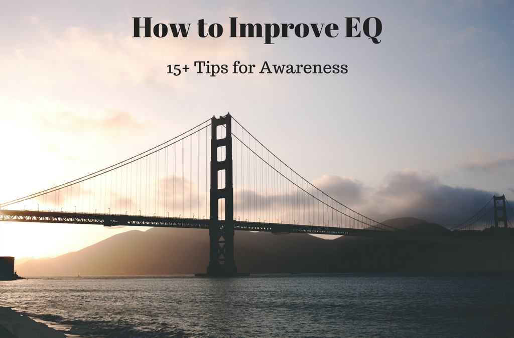 How to Improve Emotional Intelligence: Tips to Practice Awareness (updated for 2017)