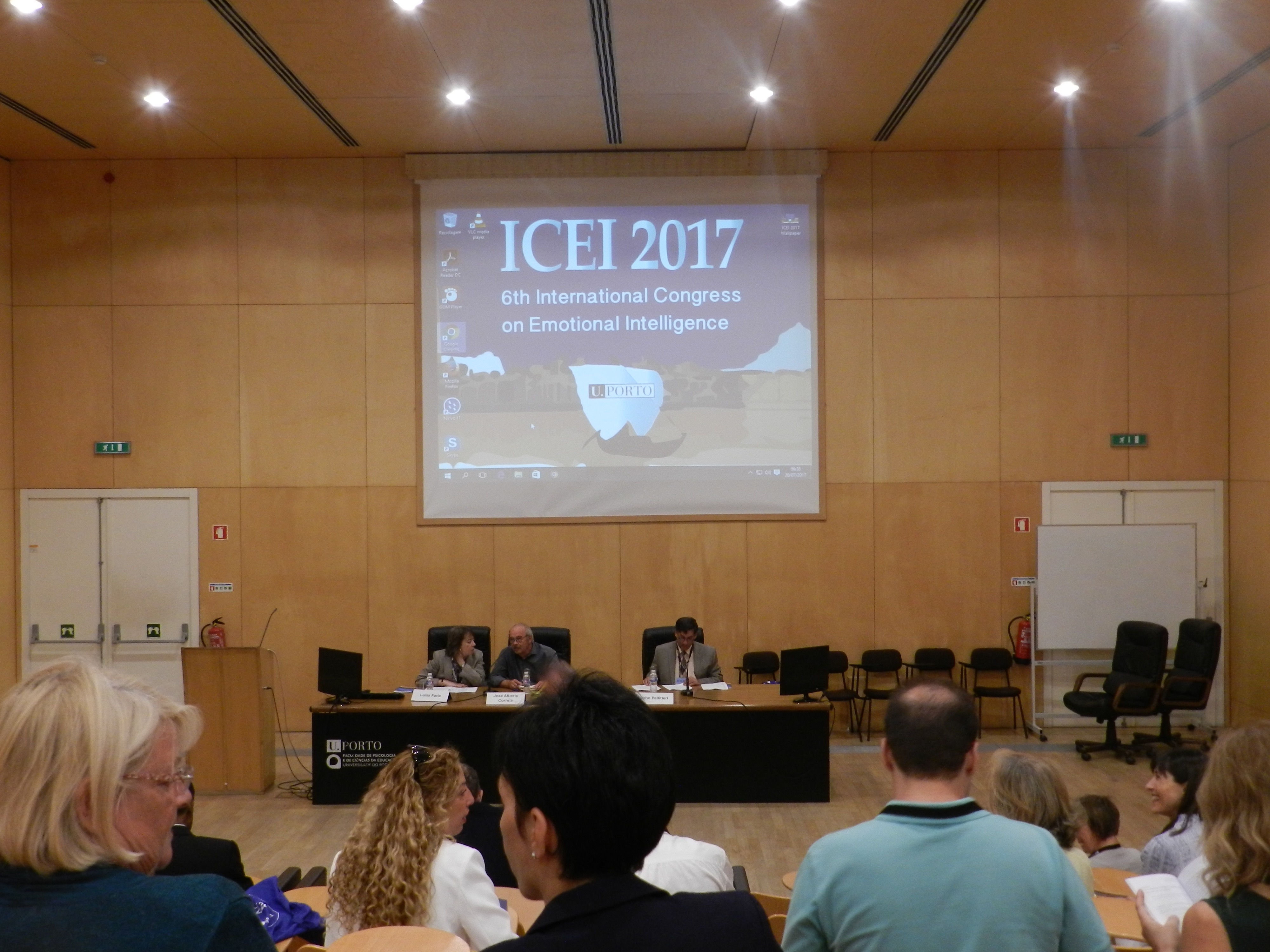 Six Seconds at the 6th International Congress on EI in Porto