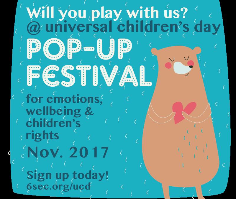 EQ for Universal Children's Day