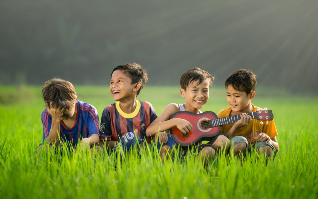 Supporting Kids to Thrive: New Data on Kids, EQ and Wellbeing