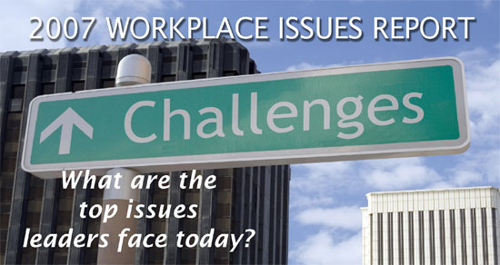 2007 Workplace Issues Report